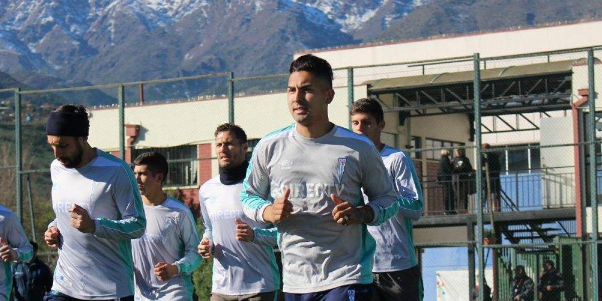 Novedades en la UC: Llegó el pase de Jeisson Vargas y es opción para ser titular ante Colo Colo