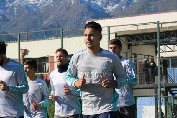 Jeisson Vargas jugará a préstamo en la UC durante el segundo semestre de 2017 / cruzados.cl