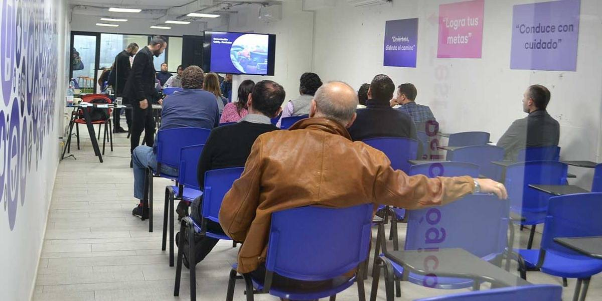 Así es el nuevo laboratorio de Cabify en Chile