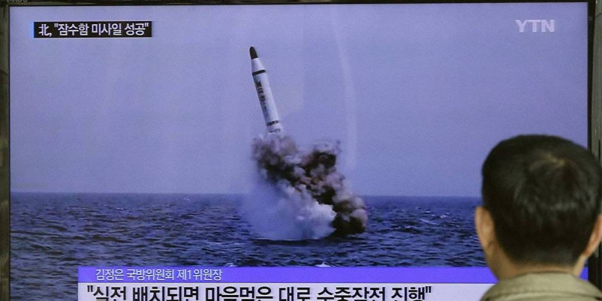 """Crece la tensión: detectan """"actividad inusual"""" de submarinos norcoreanos"""