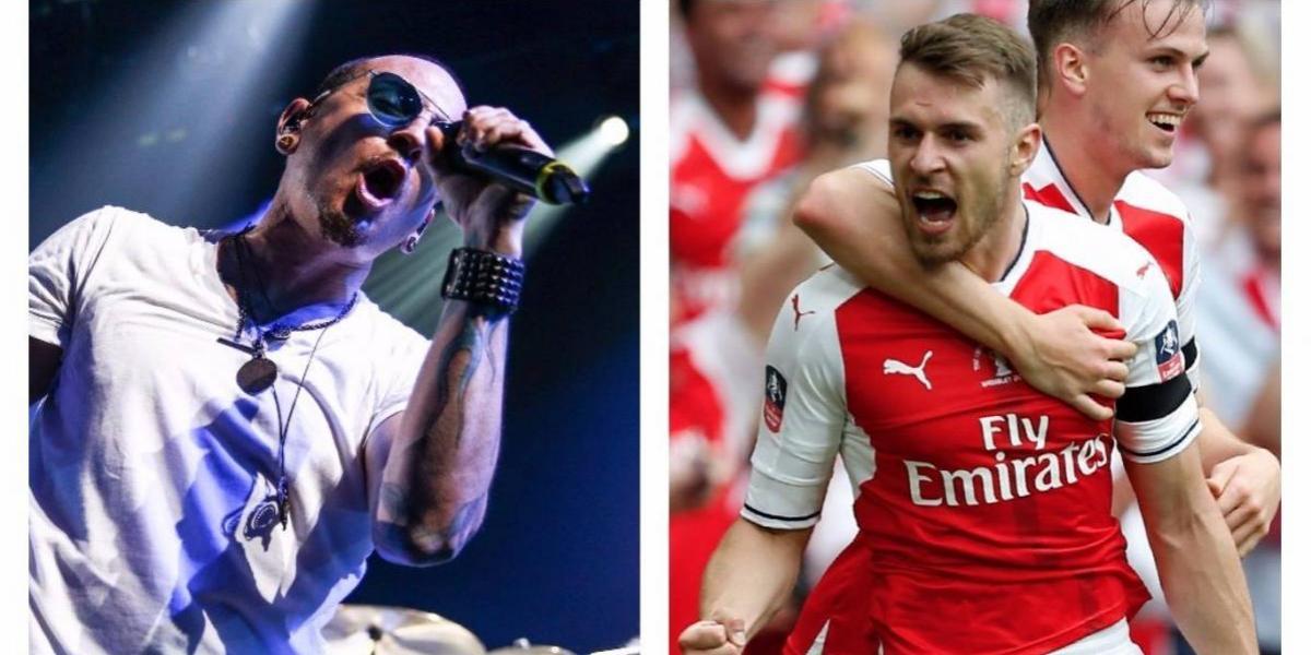 """VIDEO. Vocalista de Linkin Park, la nueva víctima de la """"maldición Ramsey"""""""