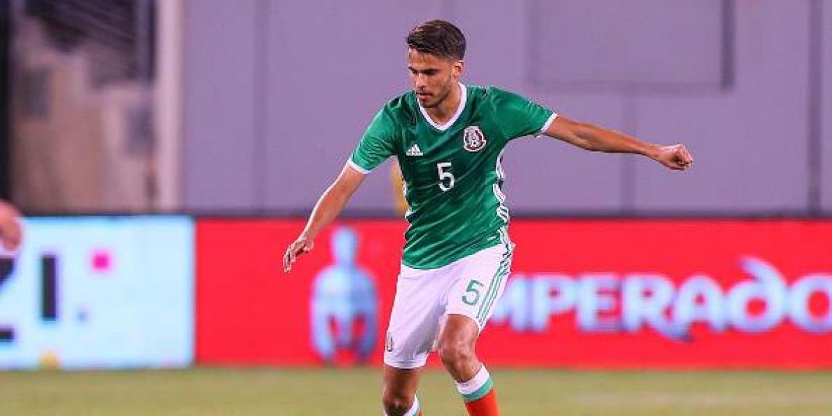 Diego Reyes podría jugar en el futbol de Alemania