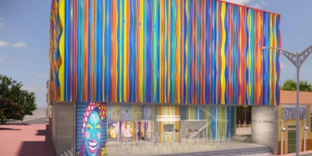 Así es el Museo del Carnaval que se gozará la fiesta todo el año en Barranquilla