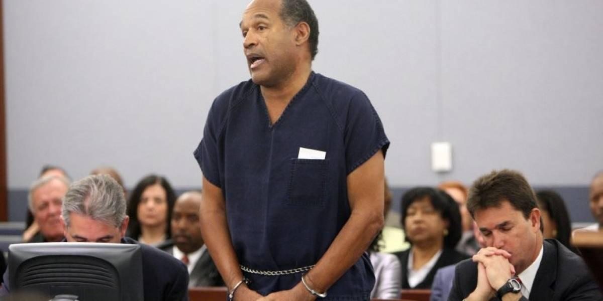 O.J. Simpson comparece ante comisión que decidirá si sale de prisión