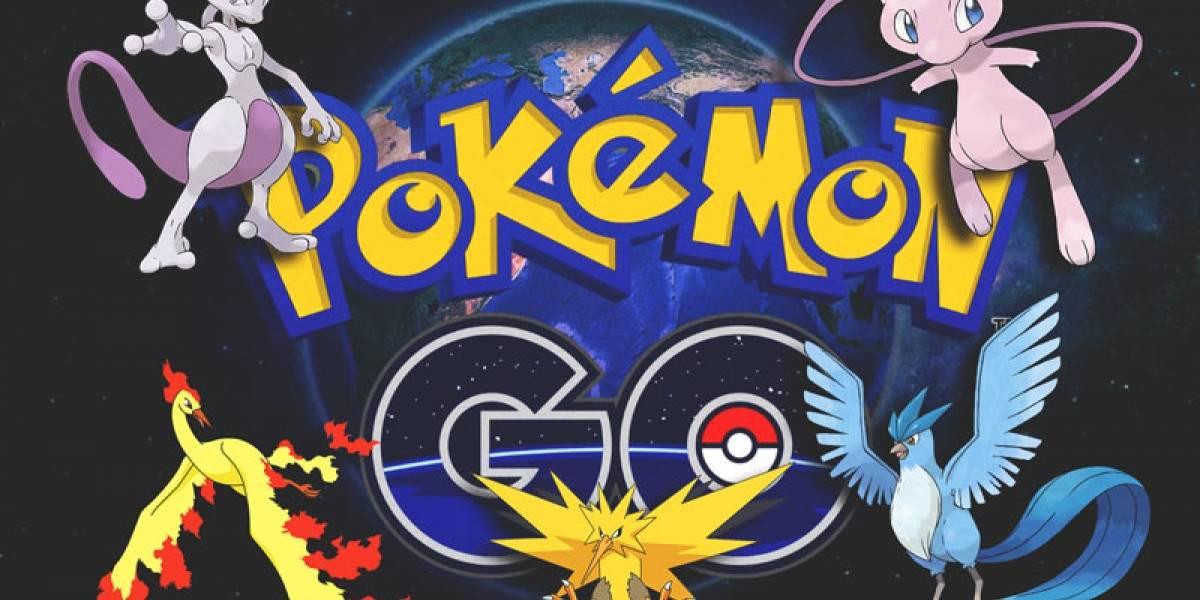A descargar Pokémon Go de nuevo: anuncian aparición de primeras figuras legendarias