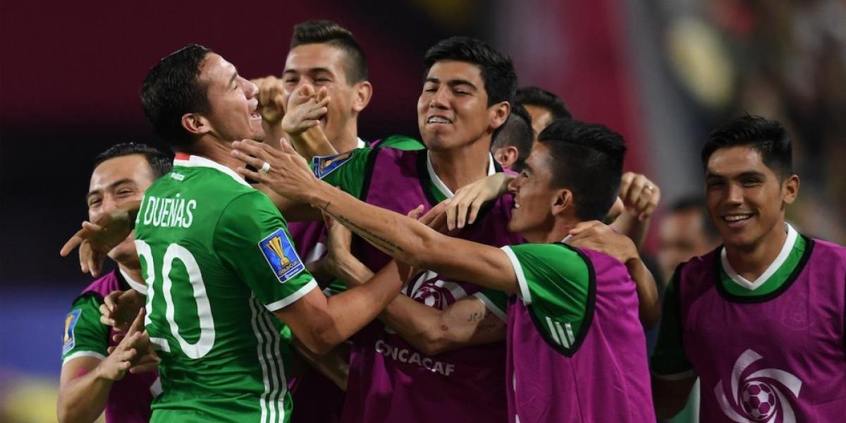 VIDEO. Con apuros México vence a Honduras y sigue en la defensa de su título