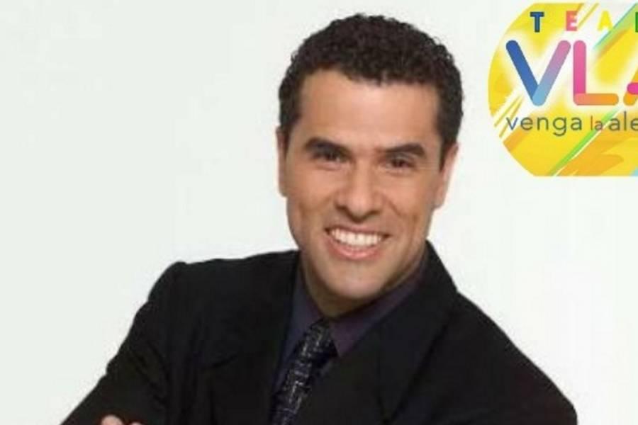 Marco Antonio Regil aparece en TvAzteca para conducir Venga la alegría