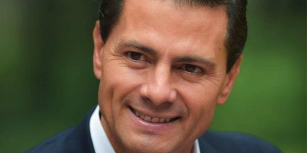 Así felicitó el Gobierno de la República a Peña Nieto por su cumpleaños