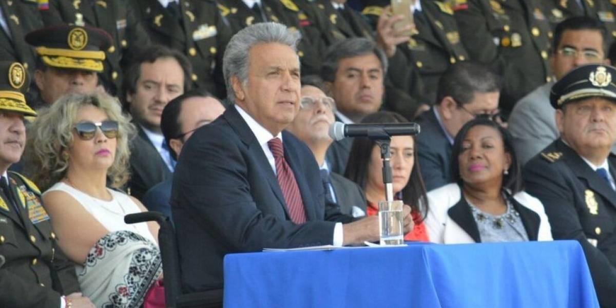 Lenín Moreno convoca a unidad en filas oficialistas y a evitar rupturas