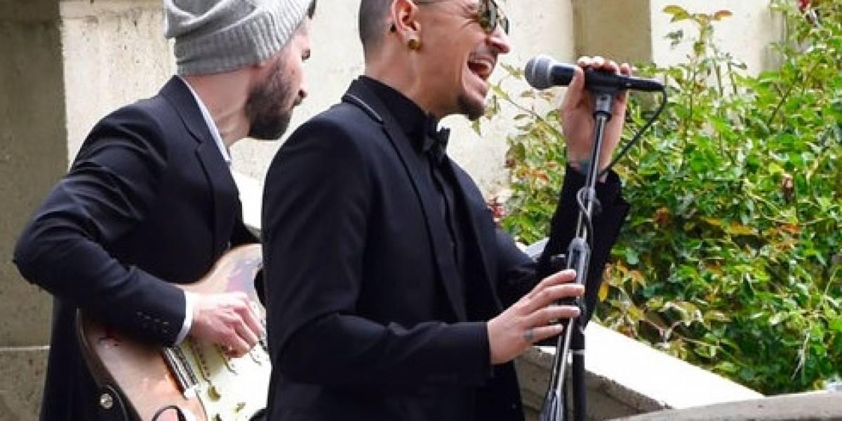 Muerte de vocalista de Linkin Park, una más a 'la maldición de Aaron Ramsey'