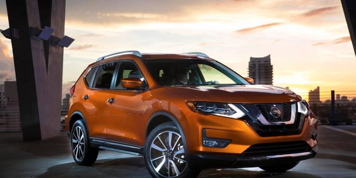 Prueba de manejo: Nissan Rogue 2017