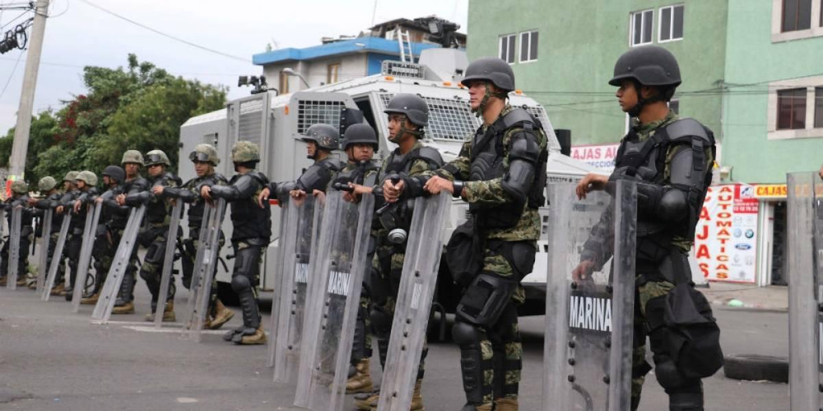 Suspenden clases en Tláhuac tras operativo