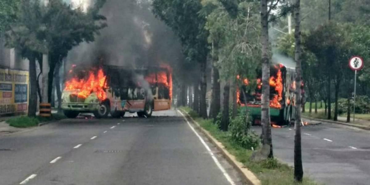 Trasladan a 13 detenidos en Tláhuac al Reclusorio Norte