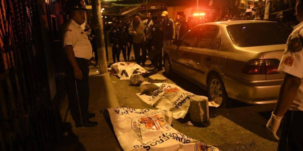Ataque armado deja tres fallecidos en El Milagro