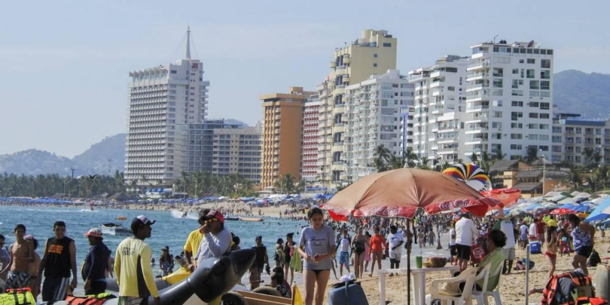Sin afectaciones al turismo en Acapulco por socavón del Paso Express: alcalde