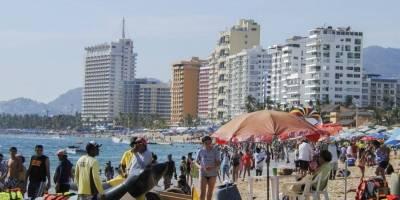 Acapulco estima recibir un millón de turistas durante vacaciones de verano