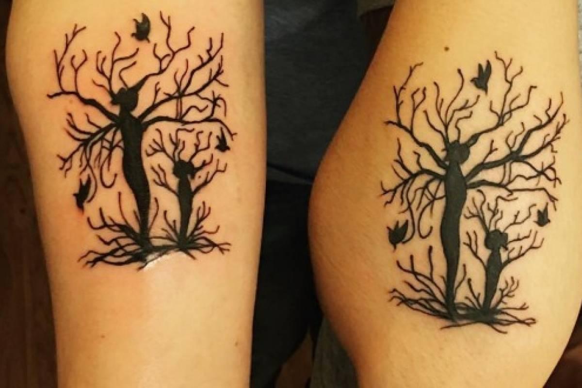 Tatuajes Para Madres E Hijas Mira Las Fotos De Los Diseños Más