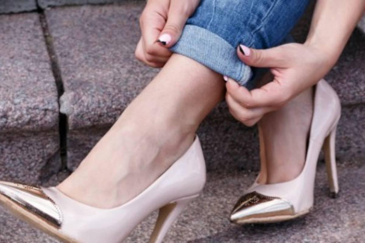 Zapatos rosas de primavera casual para mujer Xnh6lT