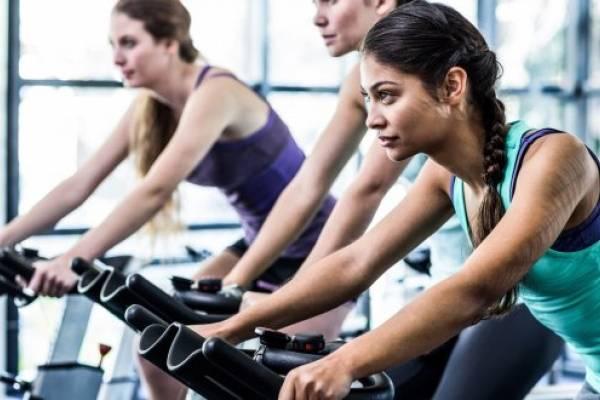 bajar de peso con spinning sin dieta
