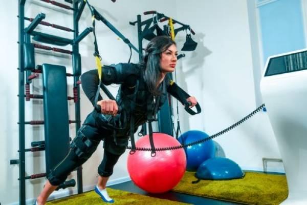 Sistema de entrenamiento para bajar de peso