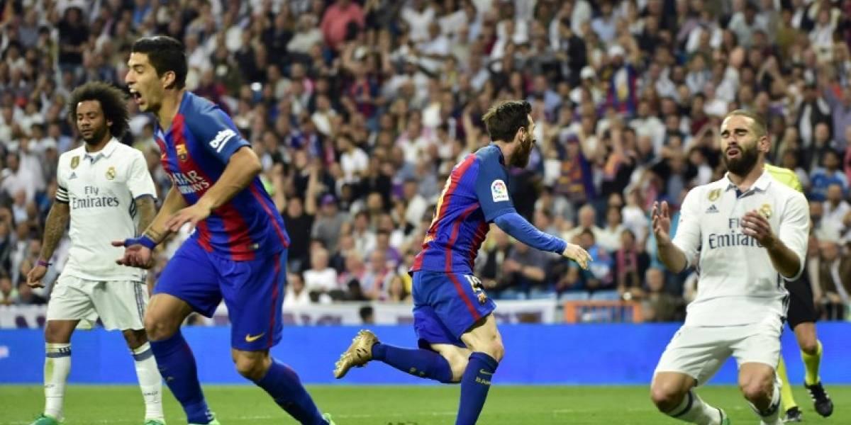 El primer derbi español entre Real Madrid y Barcelona se disputará el 20 de diciembre
