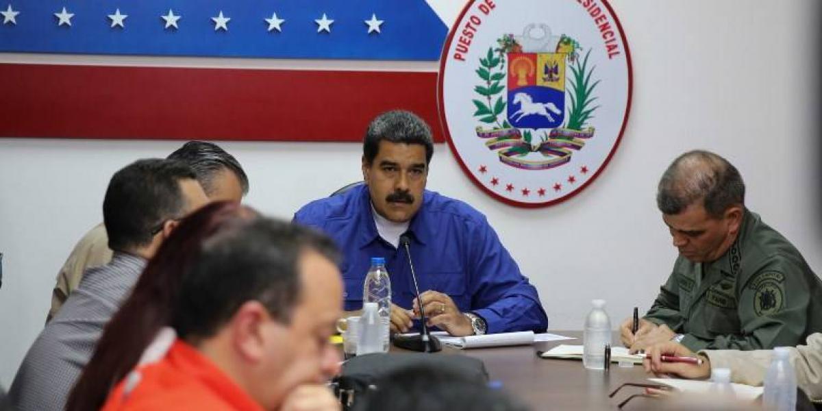 Maduro encara fuerte presión opositora e internacional entre violentas protestas