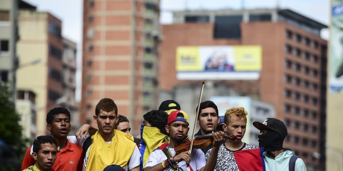 Cinco venezolanos murieron durante paro y ya son 103 las víctimas de cuatro meses de protestas