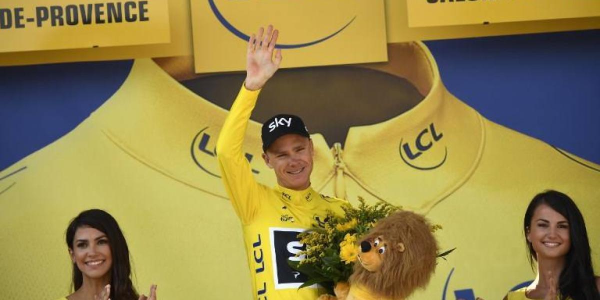 Froome a un paso del triunfo en el Tour de Francia y defenderá su liderato en una crucial contrarreloj