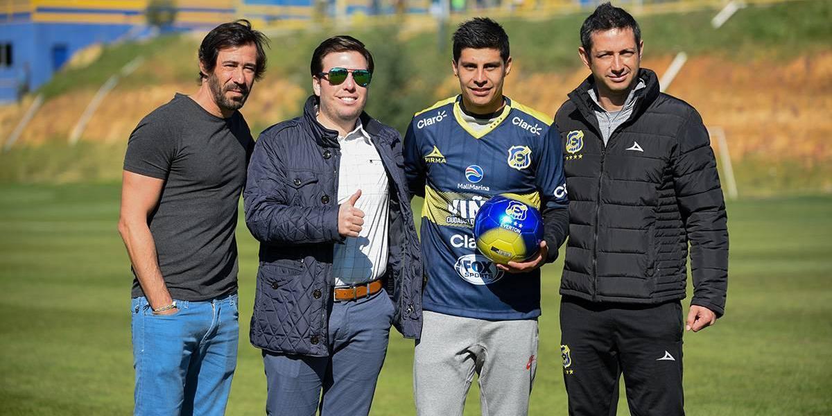 """Pato Rubio y su regreso a Chile: """"No me volvía loco volver a la U"""""""