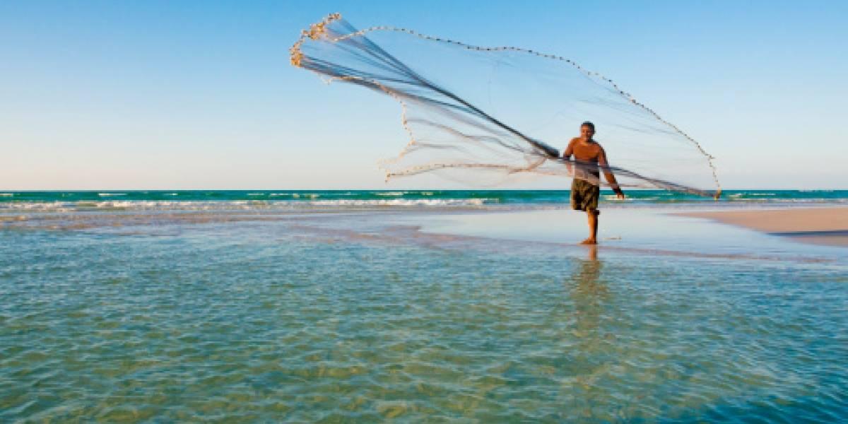 Ocho detenidos por pesca artesanal en zona protegida