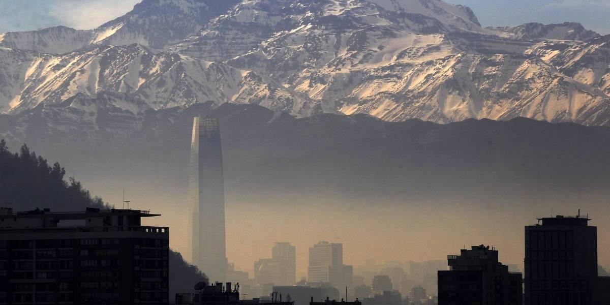 La Intendencia Metropolitana decretó para el sábado la sexta alerta ambiental consecutiva