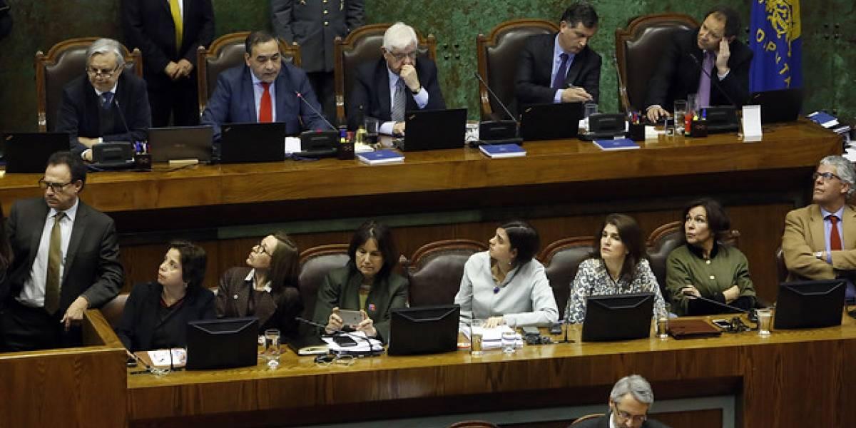 Estos son los cinco diputados que decidirán futuro del aborto en comisión mixta: así votaron en la Cámara Baja