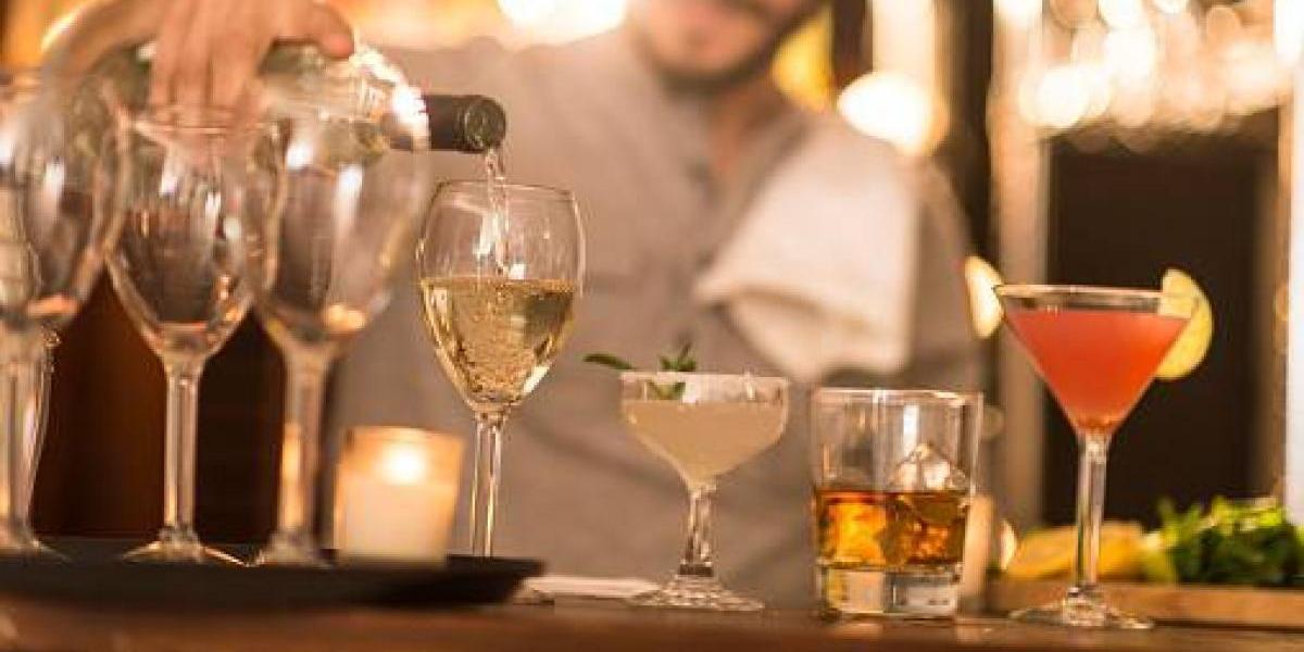 Estas son las bebidas alcohólicas con más calorías