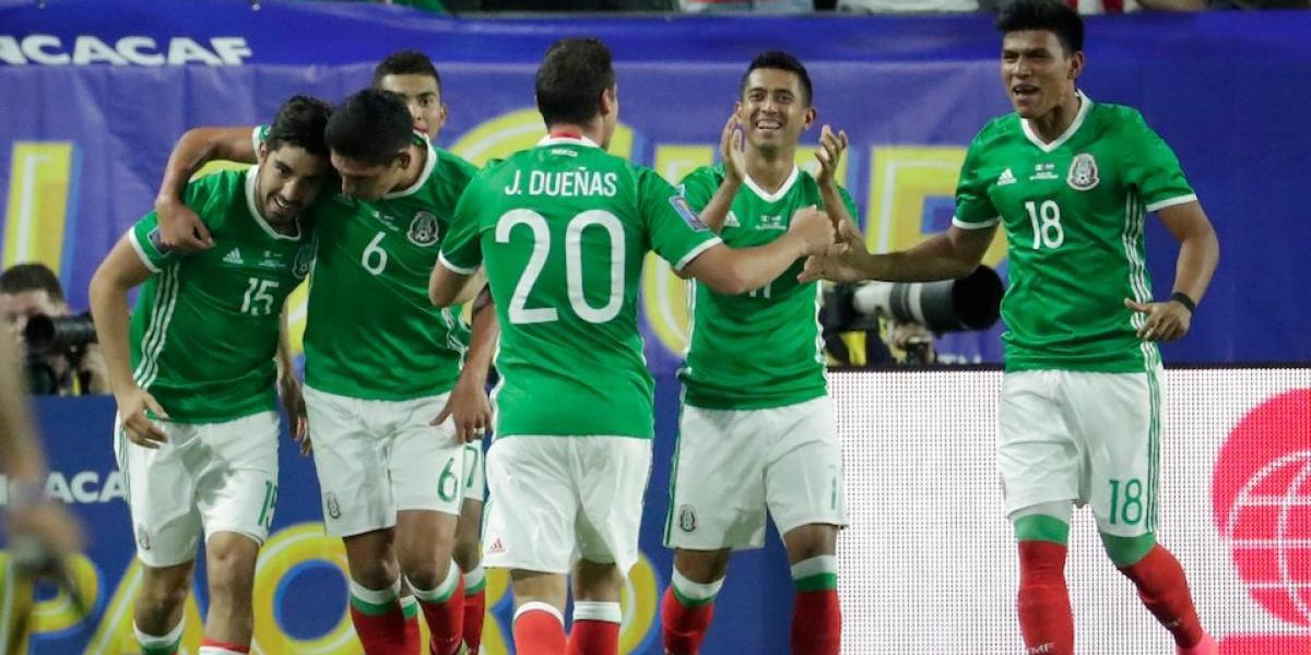 México va contra Jamaica en las semifinales de la Copa Oro