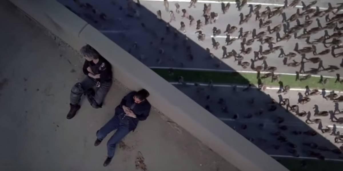 Vea aquí el primer tráiler de la octava temporada de The Walking Dead, revelado durante el Comic-Con 2017