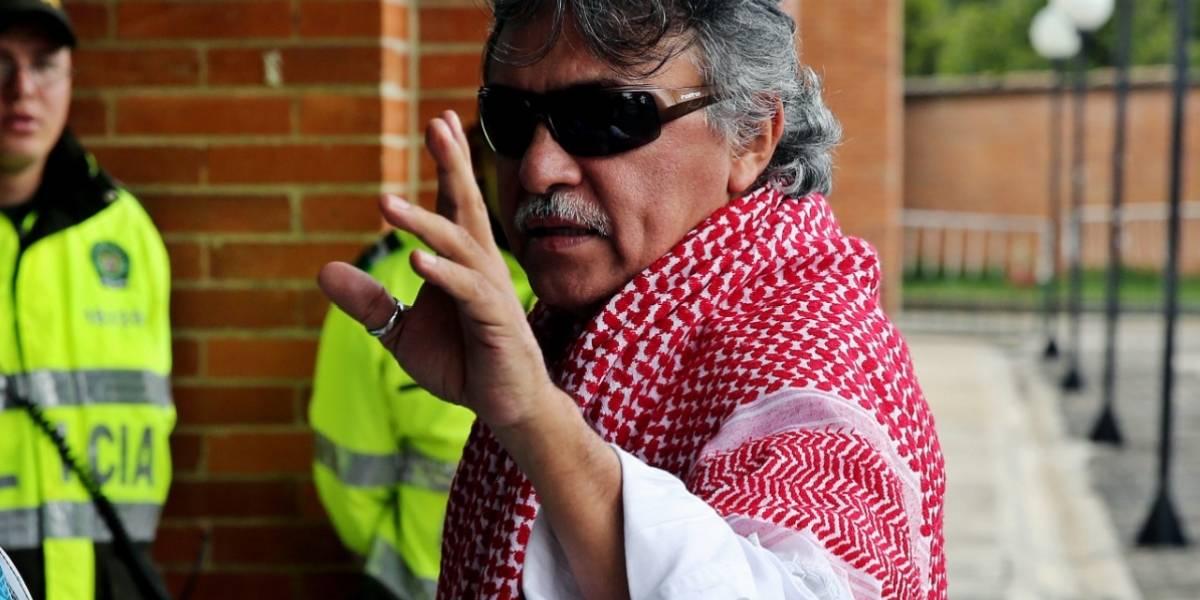 Trasladan nuevamente a Jesús Santrich a la cárcel La Picota en Bogotá