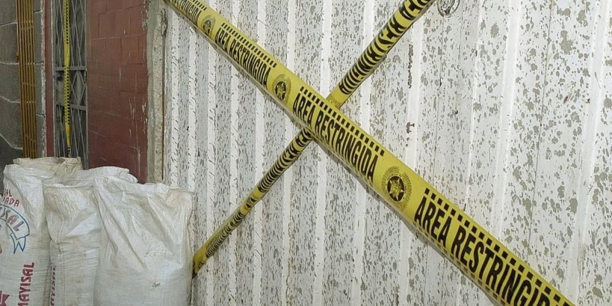 Hombre borracho se robó camioneta de la Policía y la estrelló contra una casa en Bogotá