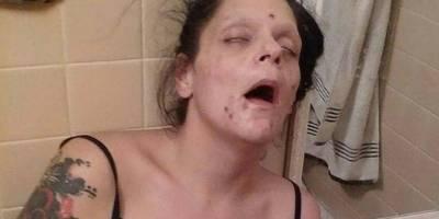 La increíble transformación de una exadicta a la heroína