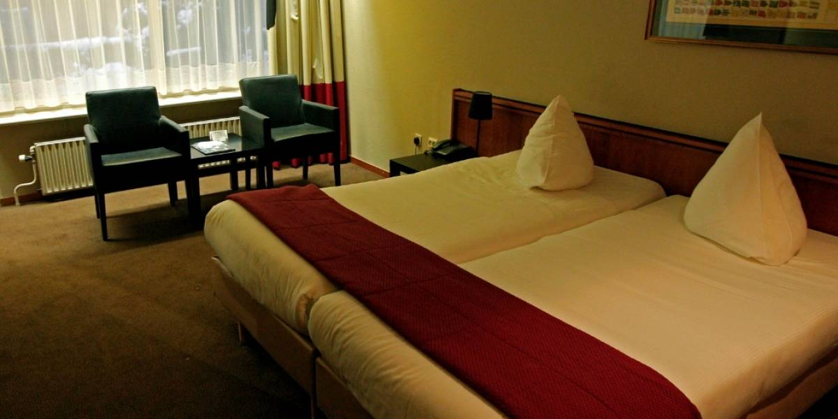 Amarrado a una de las camas encuentran muerto a administrador de un hotel en Bogotá