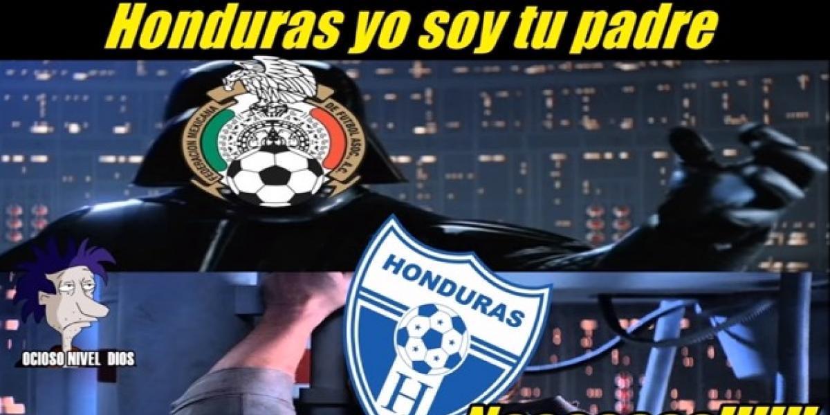 Los mejores memes del México vs. Honduras