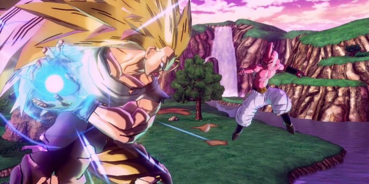 ¡Podrás hacer un kamehamehá con tu Switch!: Dragon Ball Xenoverse 2