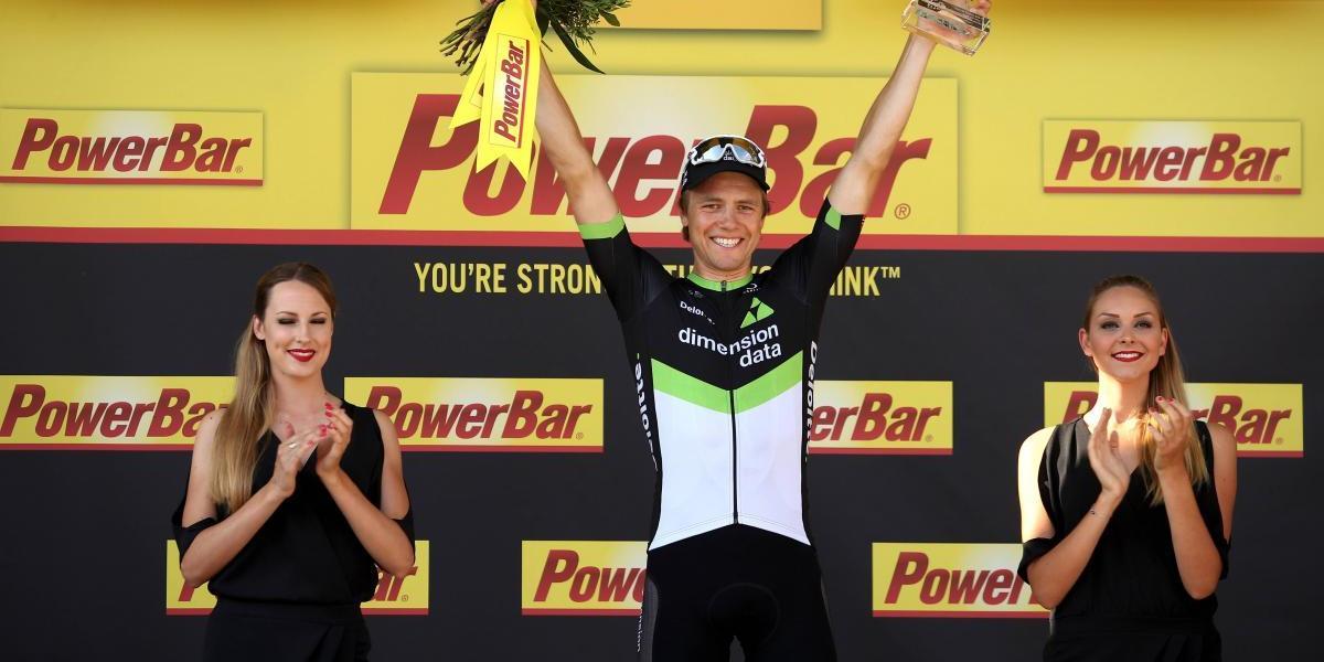 Edvald Boasson Hagen por fin ganó una etapa del Tour de Francia