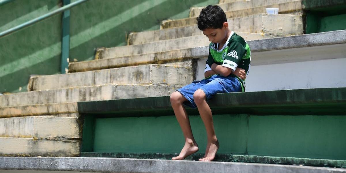 Tras tragedia del Chapecoense el pueblo se emociona con una conmovedora noticia