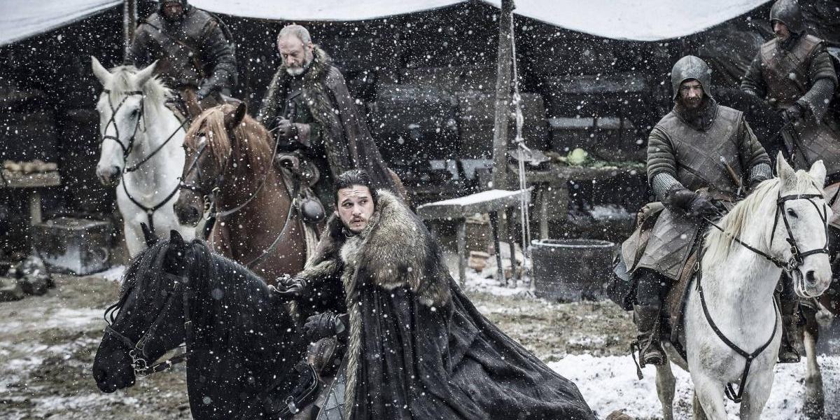 """Revelan imágenes del próximo capítulo de """"Game of Thrones"""""""