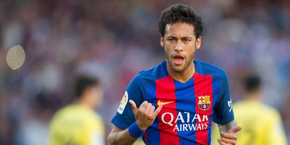 """Posible fichaje de Neymar en el PSG sería la """"bomba"""" más grande de la historia del fútbol"""