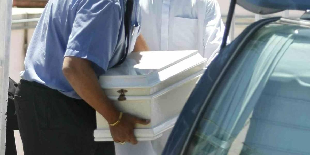 Condenado el padre que fue capaz de asesinar su pequeño hijo de 5 meses de nacido