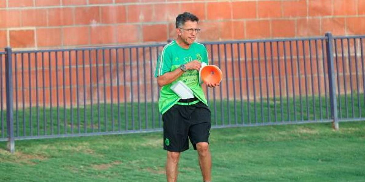 Volvería a escoger a Juan Carlos Osorio: Guillermo Cantú