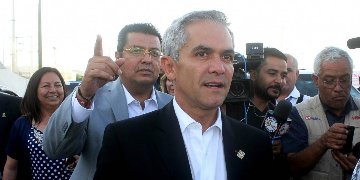 No hay cárteles en la CDMX; operativo en Tláhuac se planeó hace 7 meses: Mancera