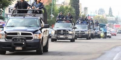 Trasladan a 13 detenidos de Tláhuac al reclusorio Norte