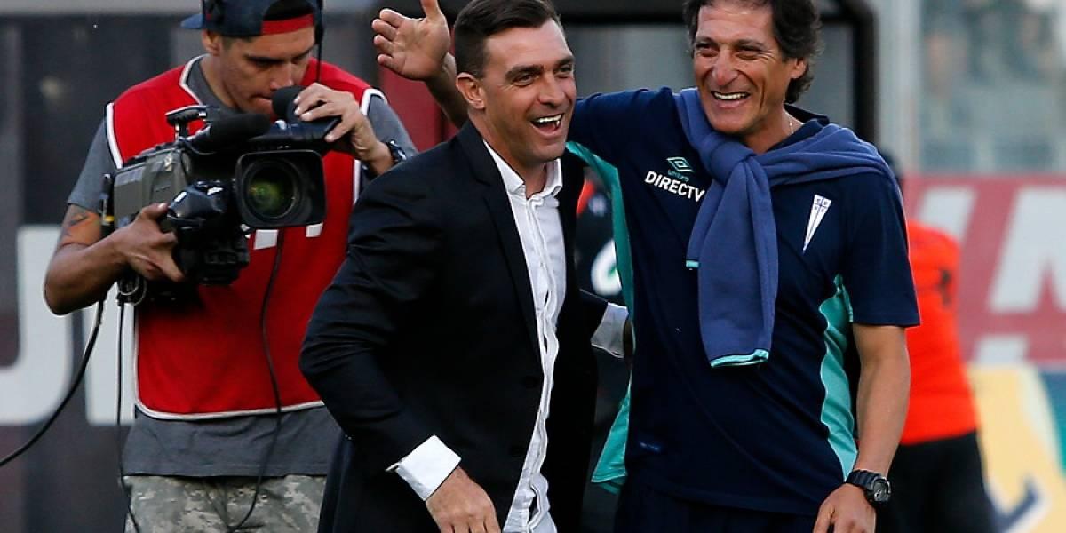 Minuto a minuto: Salas y Guede adelantan la definición de la Supercopa 2017
